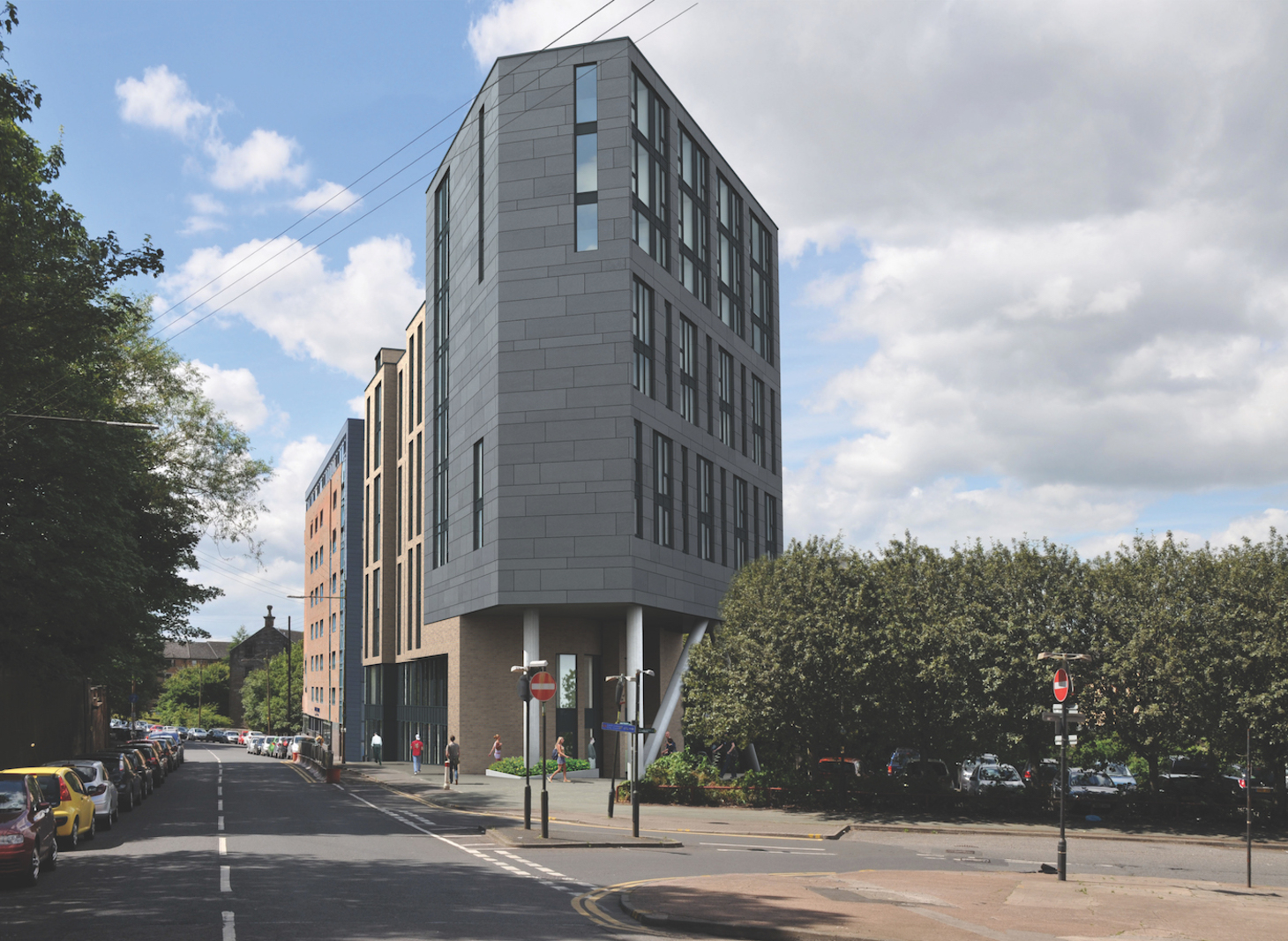 Bridge House Student Residences in Glasgow Opens image