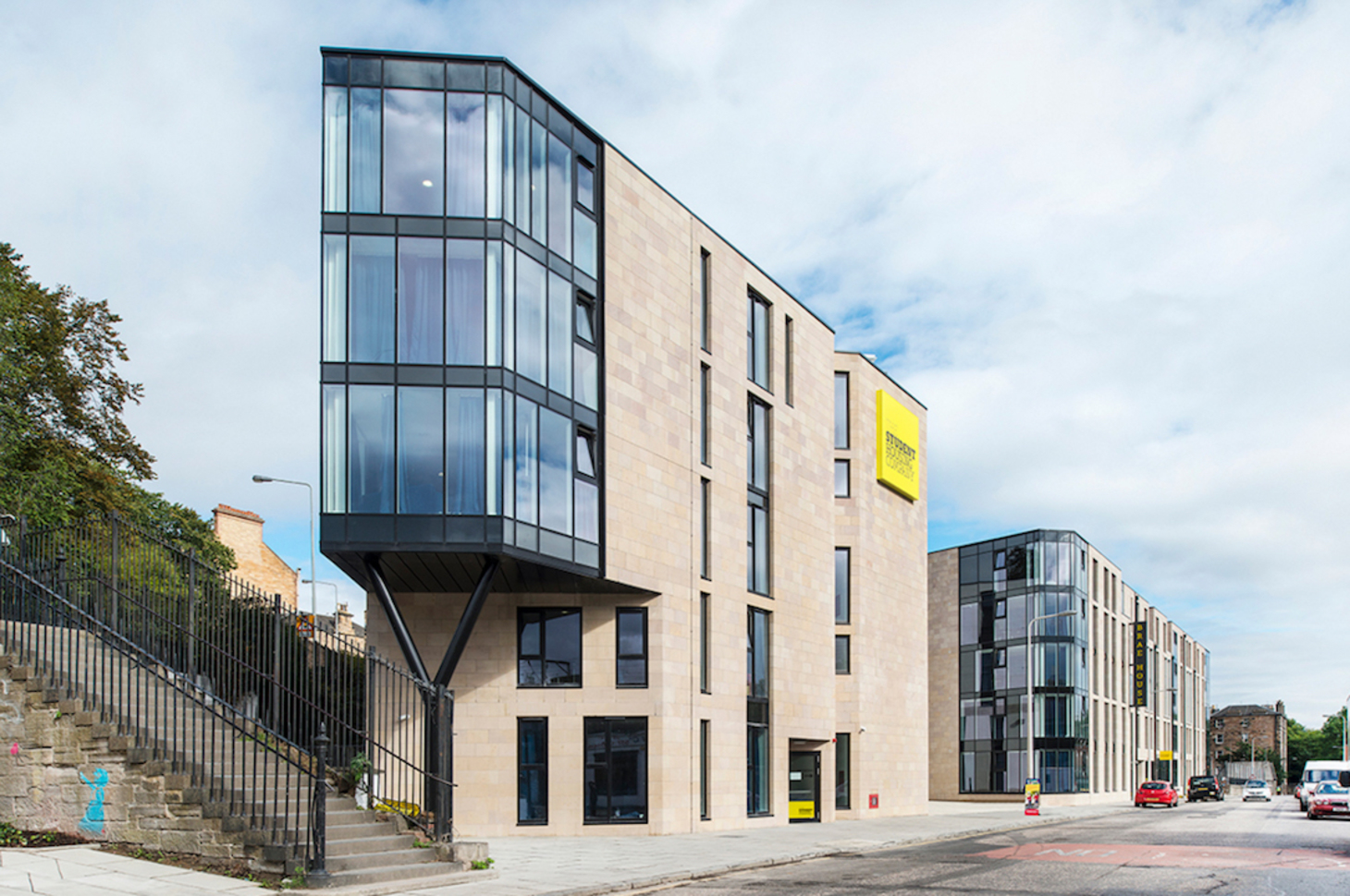 Manson are nominated in the Scottish Property Awards for Brae House Student Residences image