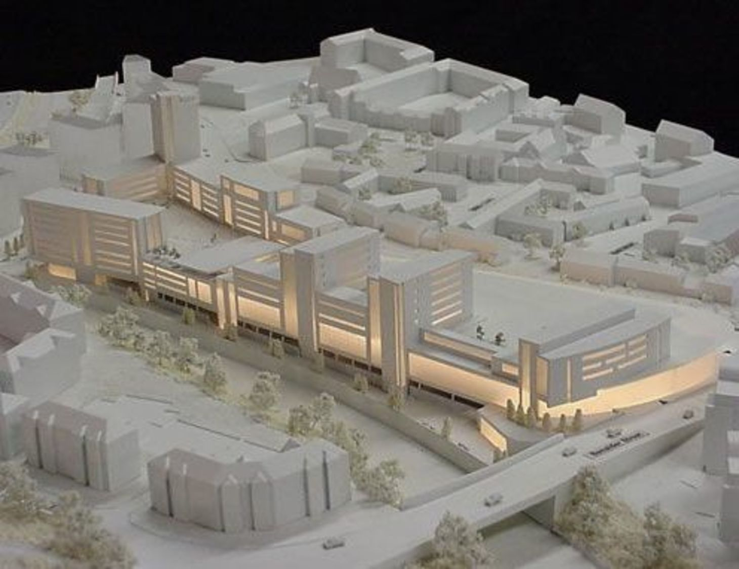 Retail-Led Masterplan, Partick image